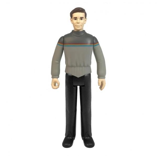 Star Trek Next Generation ReAction Actionfigur Wesley Crusher