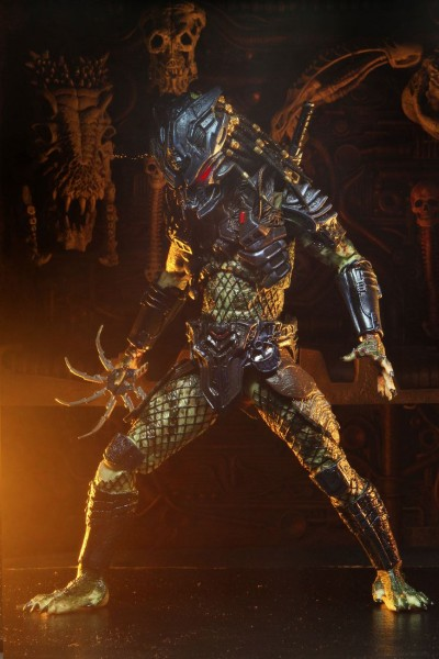 Predator 2 Actionfigur Ultimate Armored Lost Predator