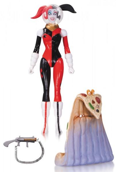 DC Designer Series Actionfigur Harley Quinn Retro Rocket by Amanda Conner