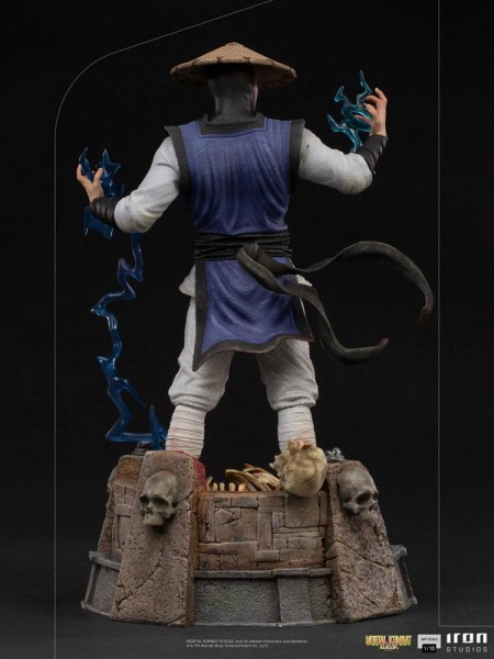 Mortal Kombat Art Scale Statue 1/10 Raiden