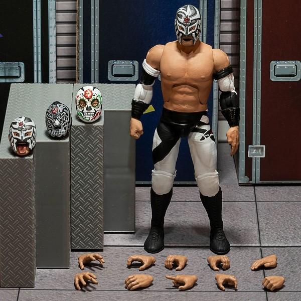 New Japan Pro-Wrestling Ultimates Actionfigur Bushi