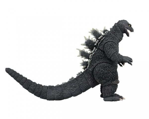 Die Rückkehr des King Kong Head to Tail 30 cm Actionfigur 1962 Godzilla