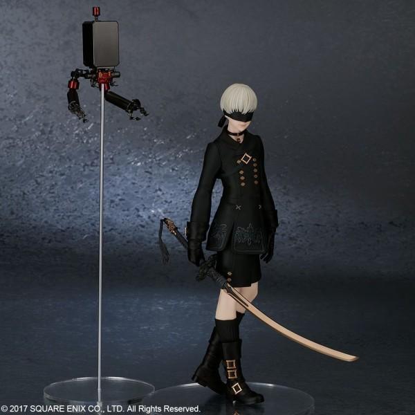 NieR Automata Statue 9S (YORHA NO. 9 TYPE S) Deluxe Version