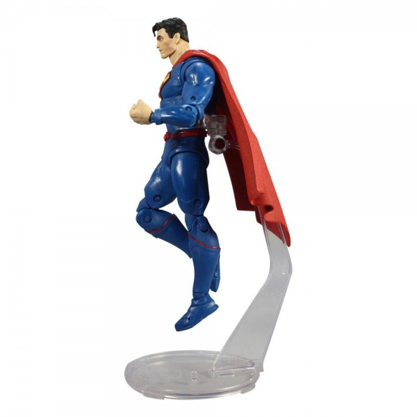 DC Multiverse Actionfigur Superman (DC Rebirth)