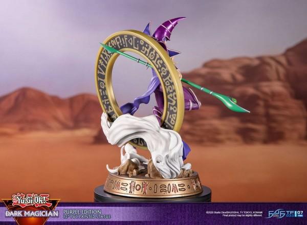 Yu-Gi-Oh! PVC Statue Dark Magician (Purple Version)
