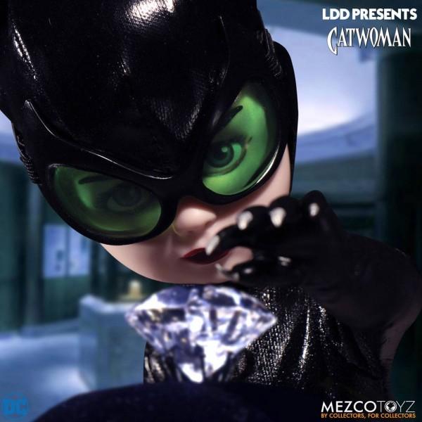 DC Universe Living Dead Dolls Puppe Catwoman