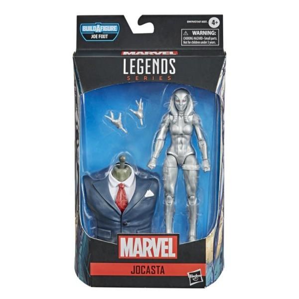Avengers Gamerverse Marvel Legends Actionfigur Jocasta