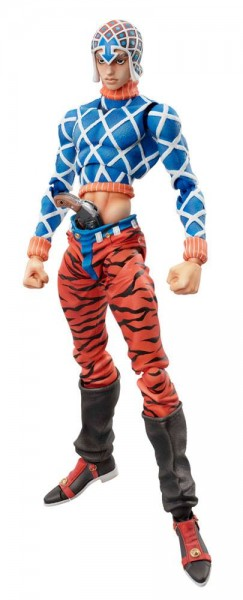 JoJo's Bizarre Adventure Part 5: Golden Wind Actionfigur Guido Mista