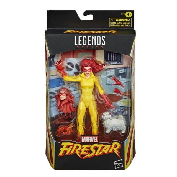 Marvel Legends Actionfigur Firestar (Exclusive)