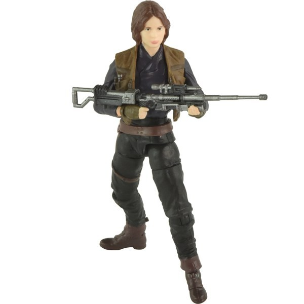 Star Wars Black Series Actionfigur 10 cm Sergeant Jyn Erso (Rogue One) Exclusive
