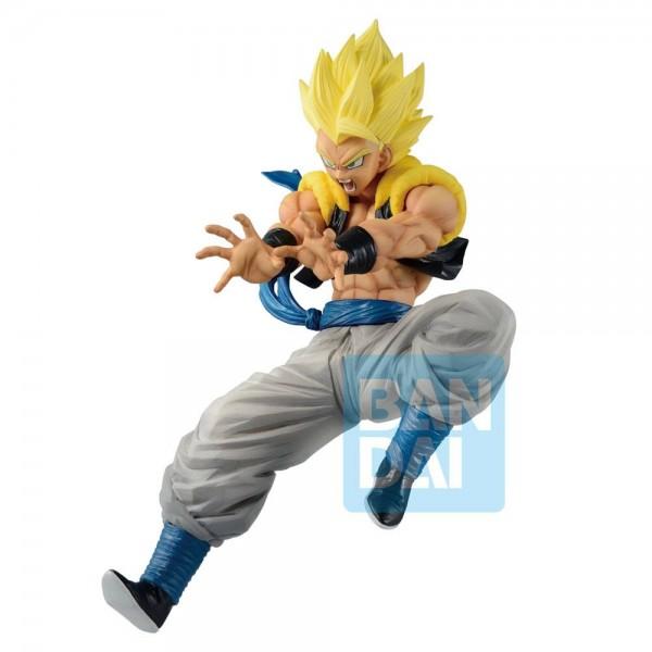 Dragonball Super Ichibansho Statue Super Saiyan Gogeta Rising Fighters