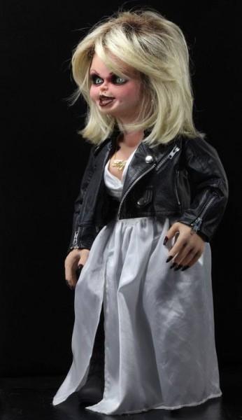 Chucky und seine Braut Prop Replik 1/1 Puppe Tiffany