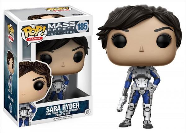 Mass Effect: Andromeda Funko Pop! Vinylfigur Sara Ryder 185