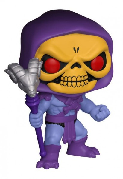 Masters of the Universe Funko Pop! Vinylfigur Skeletor (Supersized)