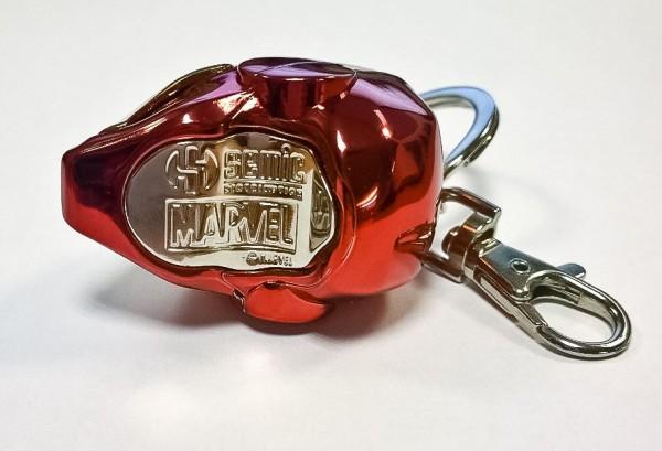 Marvel Metall-Schlüsselanhänger Iron Man Helm