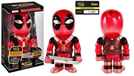 Marvel Funko Hikari Sofubi Vinylfigur Deadpool Classic