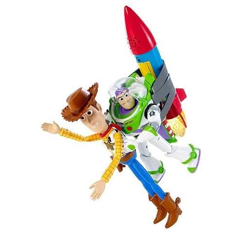 Toy Story Rocket Escape Abenteuer