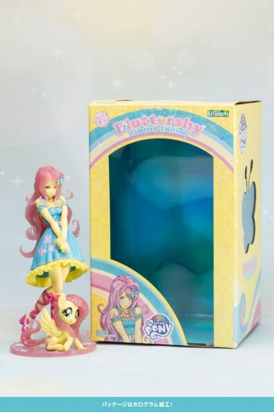 My Little Pony Bishoujo PVC Statue 1/7 Fluttershy (Limited Edition)