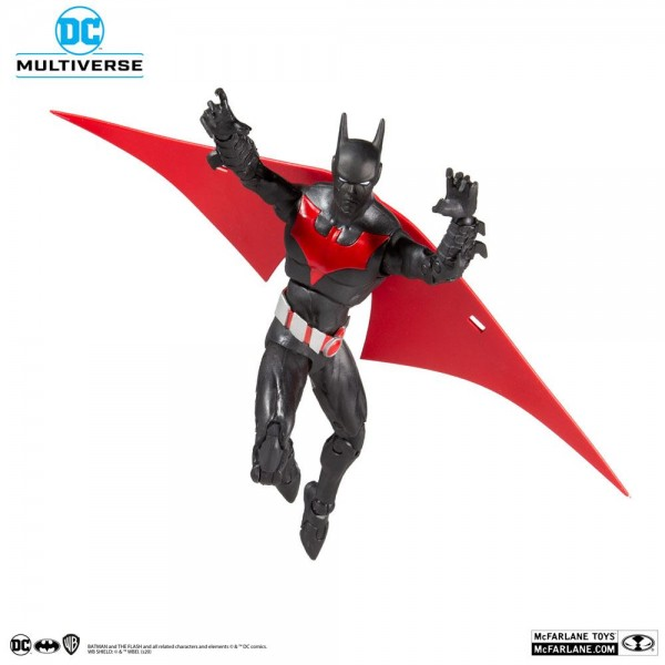 DC Multiverse Actionfigur Batman (Batman Beyond)