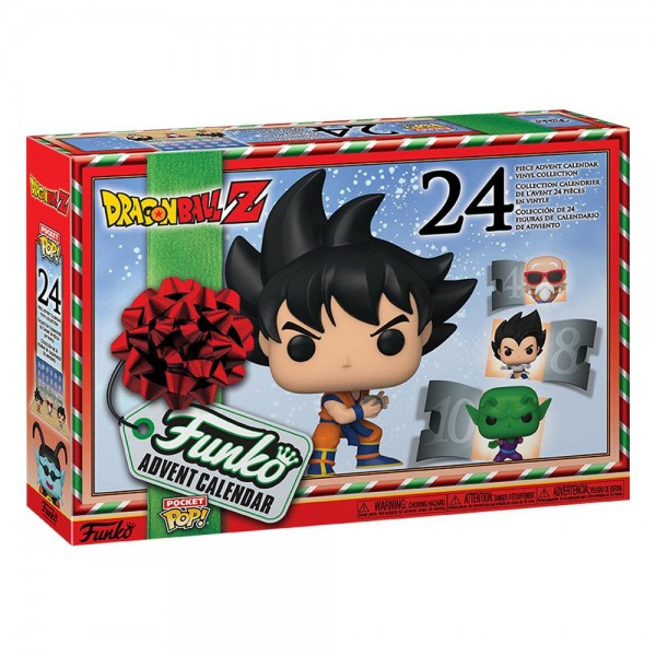 Dragonball Z Pop! Pocket Adventskalender