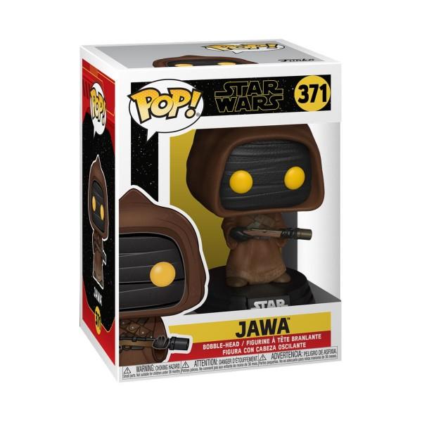 Star Wars Funko Pop! Vinylfigur Jawa 371