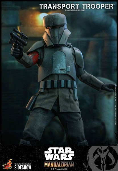 Star Wars The Mandalorian Television Masterpiece Actionfigur 1/6 Transport Trooper
