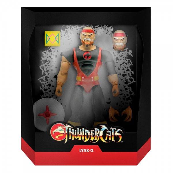 Thundercats Ultimate Actionfiguren-Set Wave 4 (4)