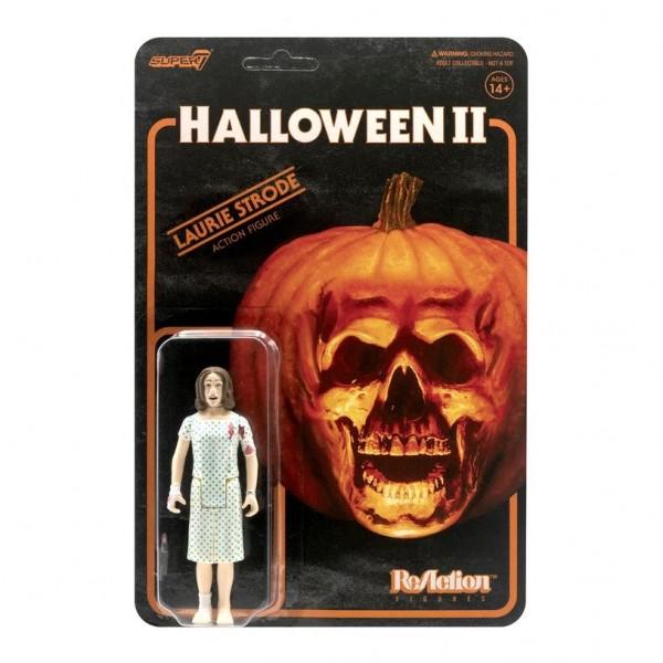 Halloween 2 ReAction Actionfigur Laurie Strode