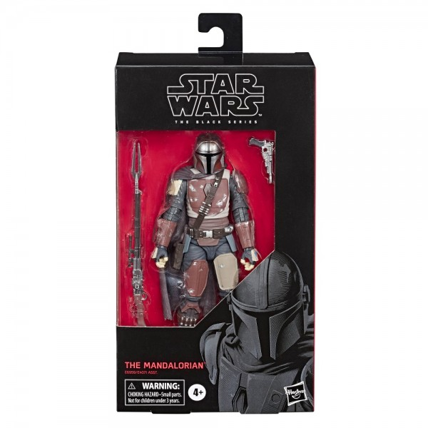 Star Wars Black Series Actionfigur 15 cm The Mandalorian