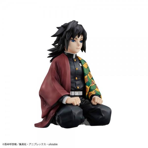 Demon Slayer Kimetsu no Yaiba G.E.M. Statue Shinobu Giyu (Palm Size Edition)
