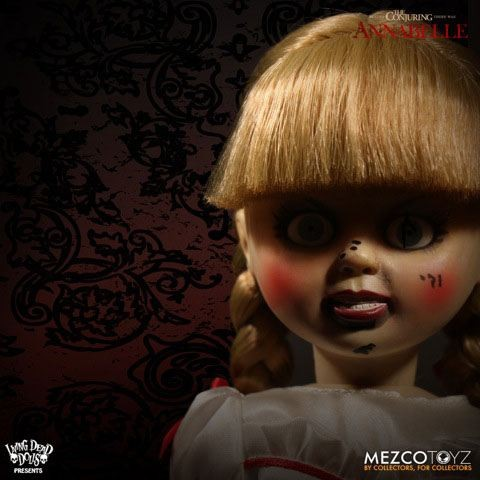 Living Dead Dolls Puppe Annabelle