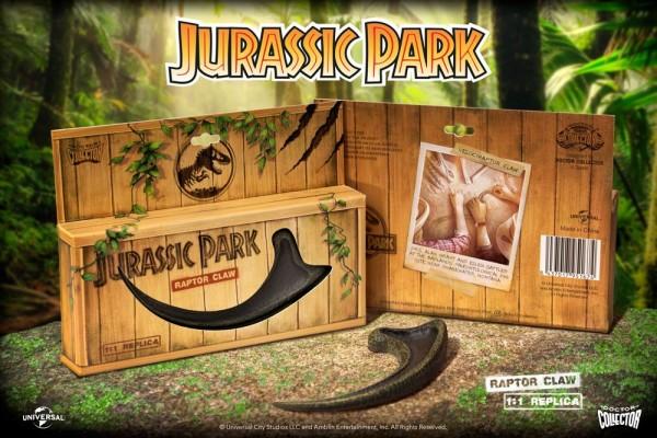 Jurassic Park Replik 1/1 Velociraptor Kralle