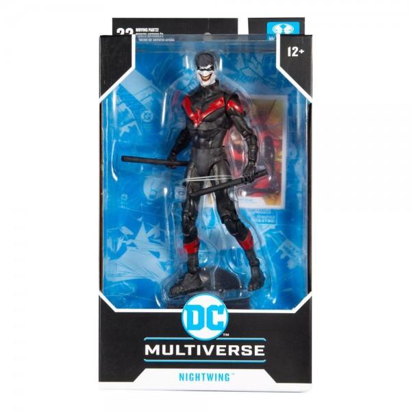 DC Multiverse Actionfigur Nightwing Joker