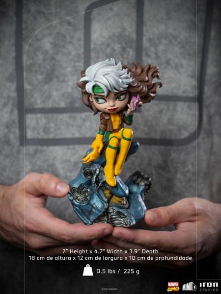 Marvel Minico PVC Figur Rogue (X-Men) Deluxe