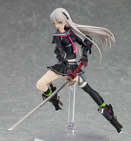 Heavily Armed High School Girls Figma Actionfigur Ichi