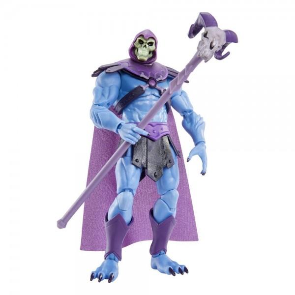 Masters of the Universe: Revelation Actionfigur Skeletor