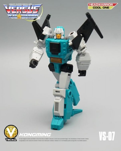 Vecma Studio VS-07 Head Warrior Kongming