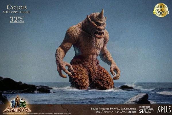 Sindbads siebente Reise Soft Vinyl Statue Ray Harryhausens Cyclops (Deluxe Version)