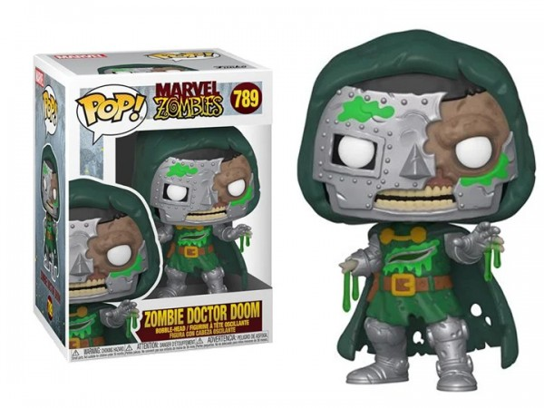 Marvel Funko Pop! Vinylfigur Zombie Doctor Doom