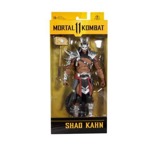 Mortal Kombat 11 Actionfigur Shao Kahn (Platinum)