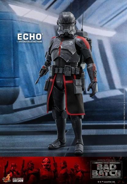 Star Wars The Bad Batch Television Masterpiece Actionfigur 1/6 Echo
