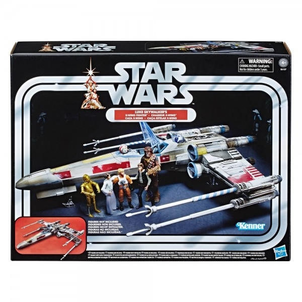 B-Artikel: Star Wars Vintage Collection Fahrzeug Luke Skywalker's X-Wing Fighter