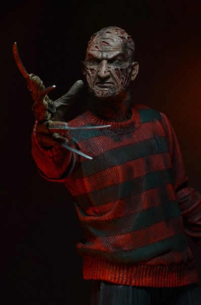 Nightmare on Elm Street Ultimate Actionfigur Freddy Krueger