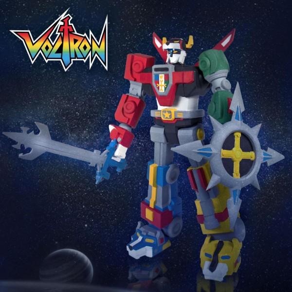 Voltron Deluxe Actionfigur Voltron