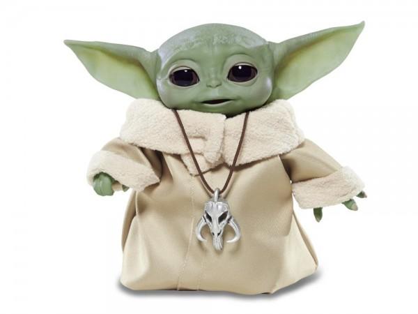 Star Wars Mandalorian Animatronic Figur The Child