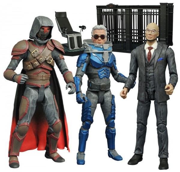 Gotham Select Actionfiguren Serie 4