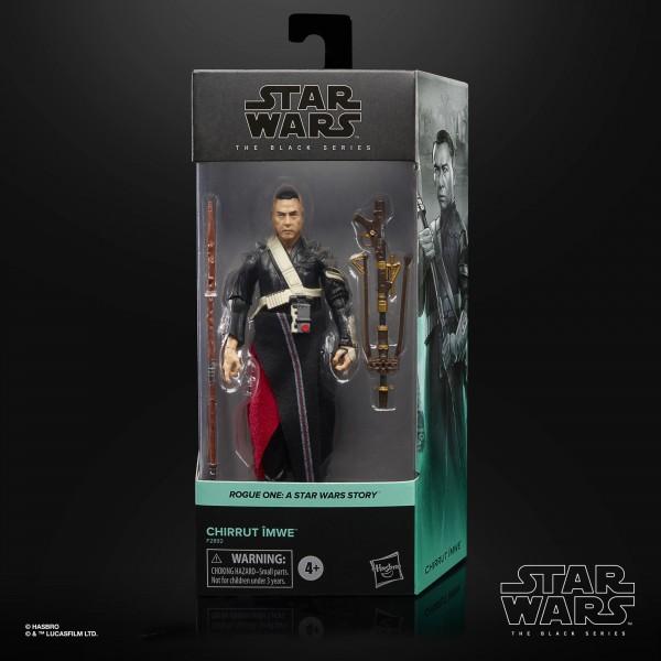 Star Wars Black Series Actionfigur 15 cm Chirrut Imwe (Rogue One)