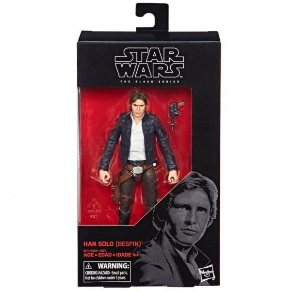 Star Wars Black Series Actionfigur 15 cm Han Solo (Bespin)