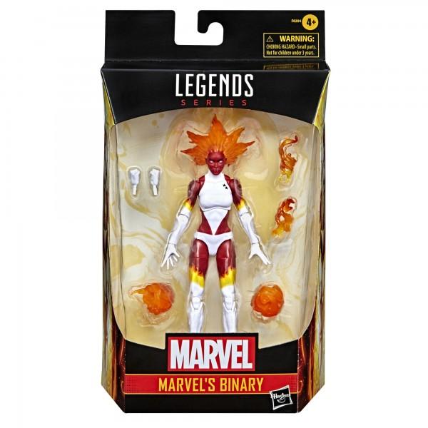 Marvel Legends Actionfigur Binary (Exclusive)