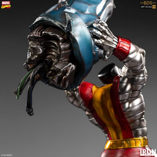 Marvel Comics BDS Art Scale Statue 1/10 Colossus